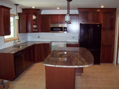Cherry Cabinets by Cherry Kitchen Cabinets Home Furniture Design