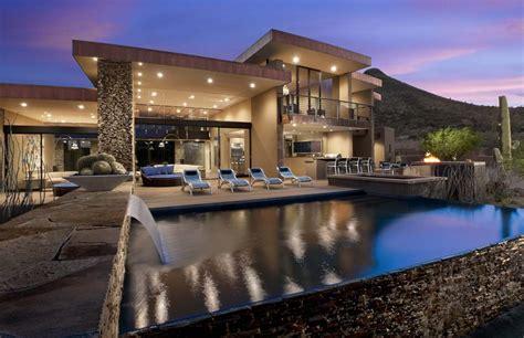 Awardwinning Modern Luxury Home In Arizona The Sefcovic