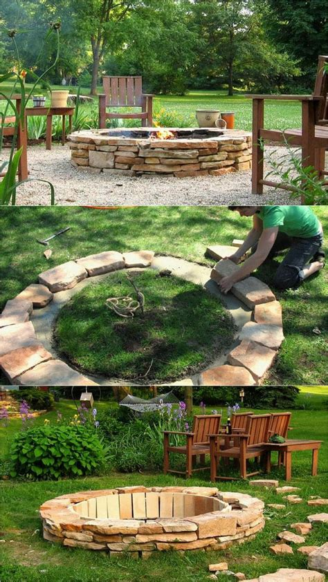Is It To Burn Wood In Backyard by 24 Best Pit Ideas To Diy Or Buy Lots Of Pro Tips