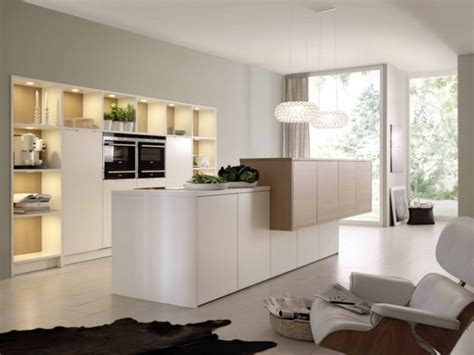 beautiful open concept kitchen designs  modern style