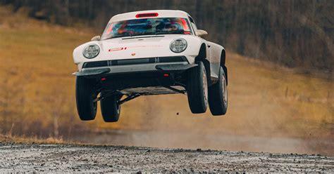 singer builds    porsche  safari ready  extreme rally races