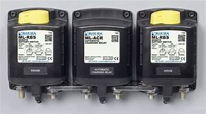 Ml-acr Automatic Charging Relay With Manual Control