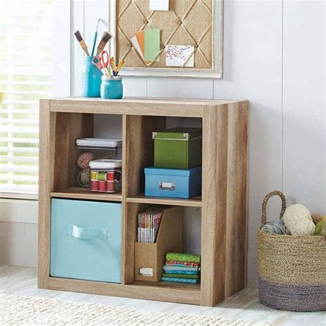 homes  gardens square  cube organizer multiple