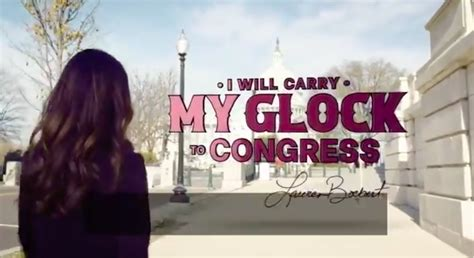 Lauren Boebert Faked Video Carrying Glock Gun to Congress