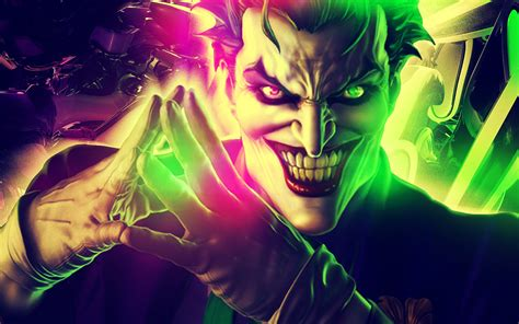 Joker Anime Wallpaper - joker 3d wallpaper wallpapersafari