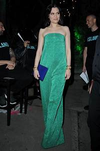 JESSIE J Arrives at Island Record Pre Grammy Party in Los ...