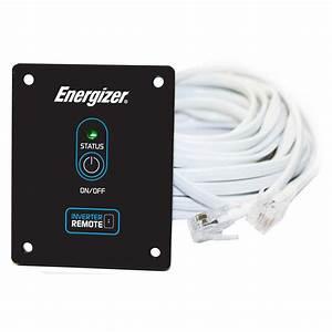 Energizer Power Inverter Remote Switch