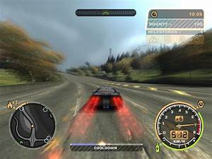 Need For Speed Most Wanted Chevrolet Corvette C6 (500+ km