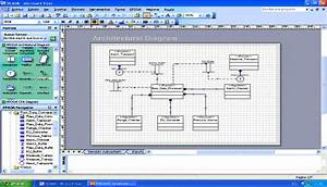 Architecture Diagram Visio Template  U2013 Periodic  U0026 Diagrams