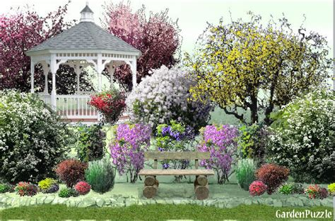 sun garden gardenpuzzle garden planning tool