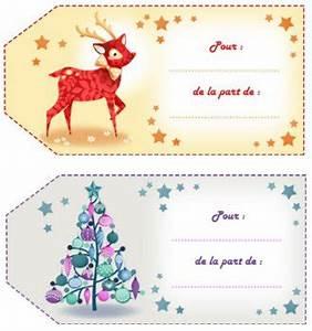 étiquettes De Noel à Imprimer : de sublimes tiquettes imprimer pour no l le cyber 39 mag ~ Melissatoandfro.com Idées de Décoration