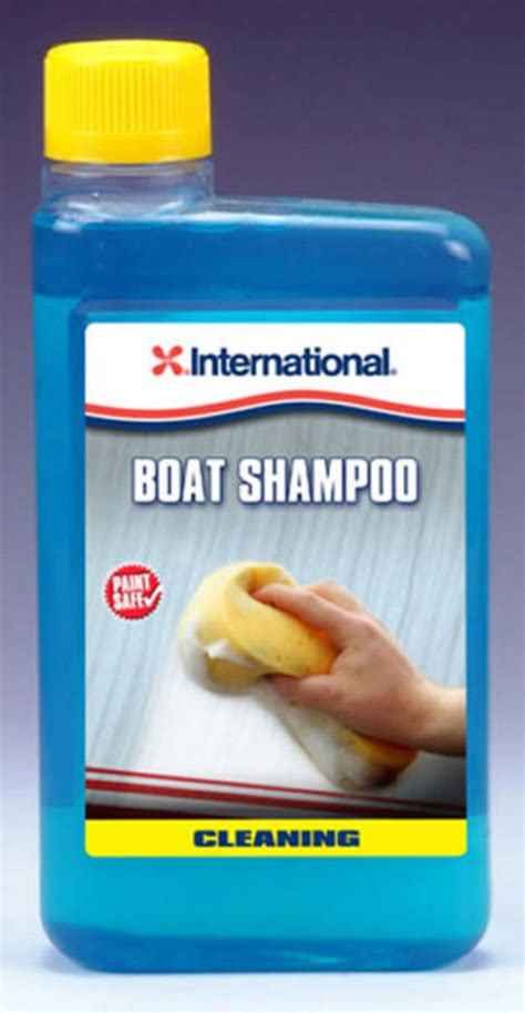 International Boat Cleaner by Dock Shop Marine Supplies International Cleaning Wax
