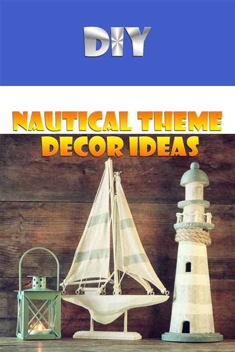 Nautical Home Decor by Ideas For Decorating A Nautical Home Seaside Nautical