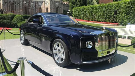 Rolls-royce Says Sweptail Likely The Most Expensive New