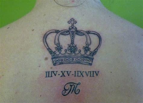 tatouage couronne homme tatouage couronne mademoiselle web