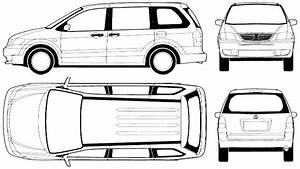 Car Mazda Mpv 2003   The Photo Thumbnail Image Of Figure