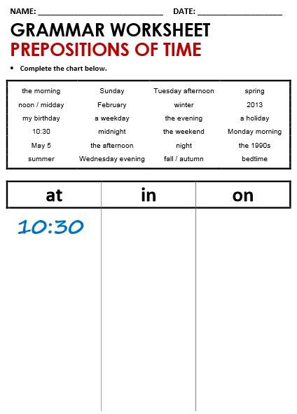 Best 25+ Preposition Activities Ideas On Pinterest  Prepositions Worksheets, Positional Words