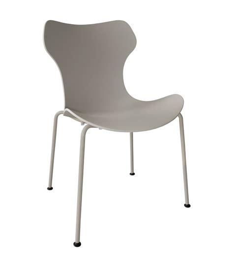chaises b b papilio shell b b italia set de 2 chaises milia shop