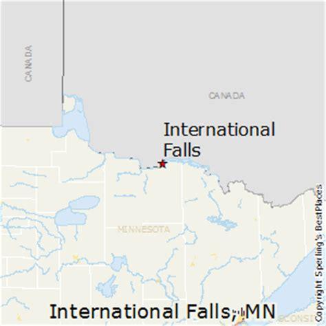 places    international falls minnesota