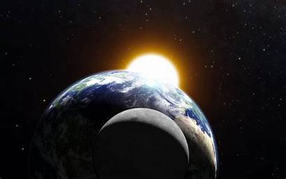 Moon Earth Wallpapers Backgrounds Earthrise Tag Sun