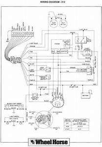 Tractor 1990 312-8 Wiring From Om Pdf