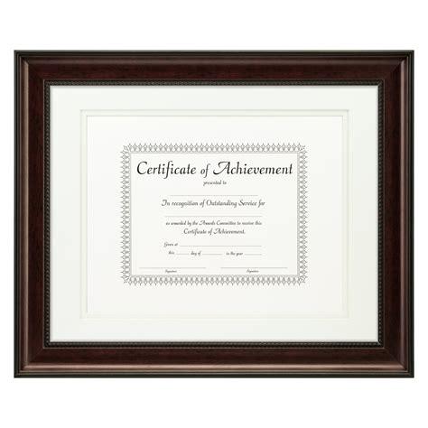 craig frames  traditional mahogany solid wood document