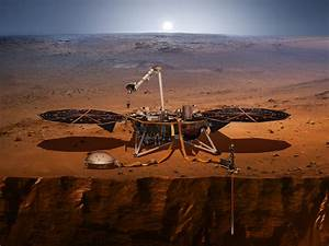 NASA's first mission to study the interior of Mars awaits ...