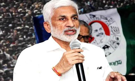 vijayasai reddy asks party workers  apply  village