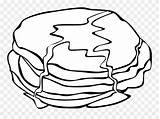 Pancake Breakfast Coloring Colouring Pages Cartoon Fried Clipart Pinclipart Nix sketch template