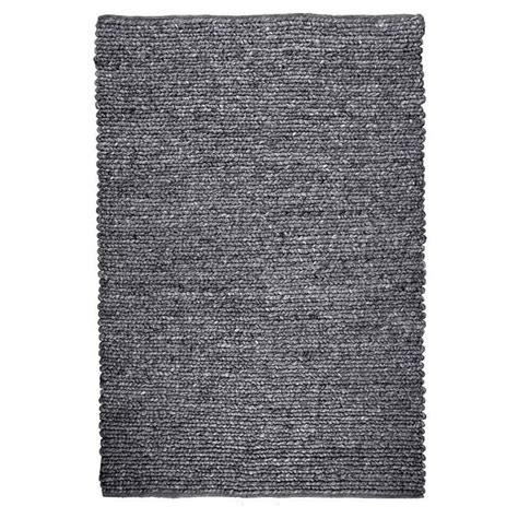 tapis fait zanos fusain the rug republic 160x230