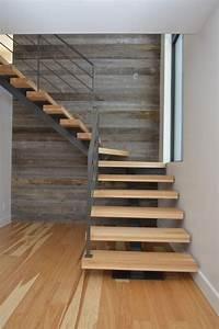 Escalier Fer Et Bois : 1000 id es sur le th me panneaux en bois sur pinterest ~ Dailycaller-alerts.com Idées de Décoration