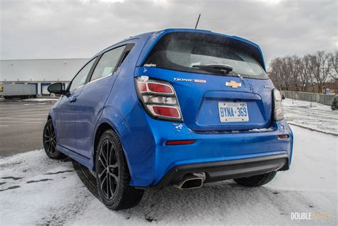 2017 Chevrolet Sonic Rs Premier Doubleclutchca