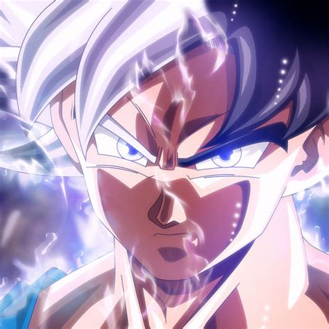 wallpaper ultra instinct goku dragon ball super