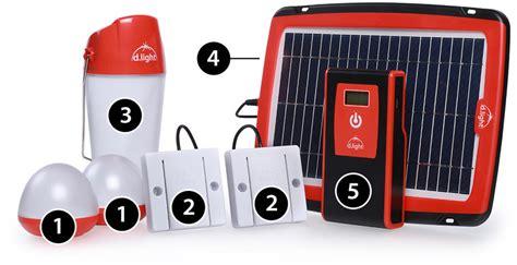 d light d20 grid like power system solar powered