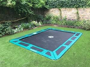 In Ground Trampolin : 11ft by 8ft capital in ground trampoline ~ Orissabook.com Haus und Dekorationen