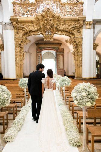 45 Breathtaking Church Wedding Decorations Wedding Forward