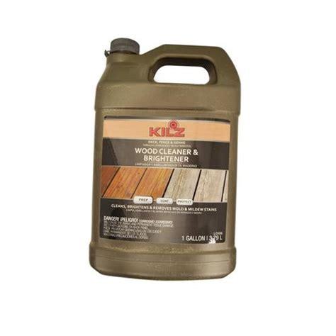 wholesale kilz wood cleaner brightener glw