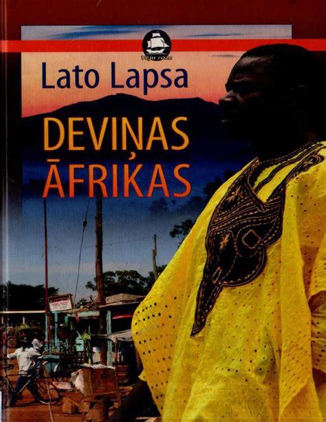 Devinas Afrikas - Lato Lapsa by firmaartcom - Issuu