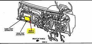 I Need To Know Where The Abs Module Is Located On A Ford F
