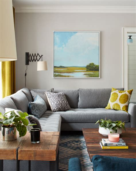 Farmhouse Living Room Colors