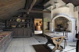 Primitive Kitchen Decor Pinterest by Interior Of An Old Swedish Cottage Natural Interior