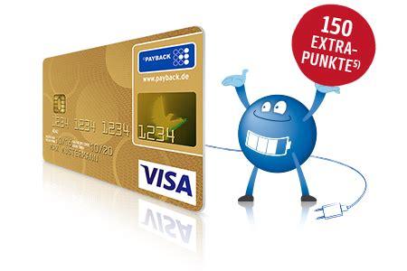 Payback Visa Prepaid Karte Erfahrungen