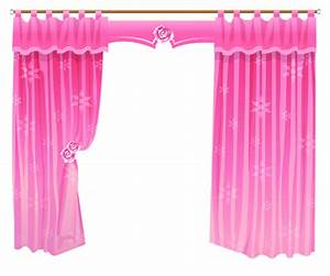 pink curtains transparent png clipart clip art With pink curtains background