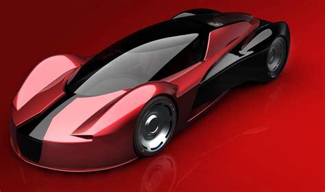 inceptor supercar study news top speed