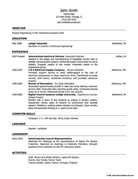 customer service representative resume templates resume
