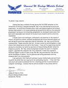 Letter Of Recommendation For Teaching Position Sample Letter Of Recommendation For A Teaching Job Sample Letter