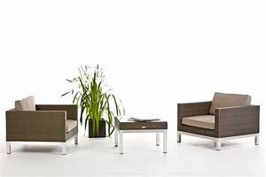 Rattan Gartenmöbel Lounge : rattan lounge shine ~ Frokenaadalensverden.com Haus und Dekorationen