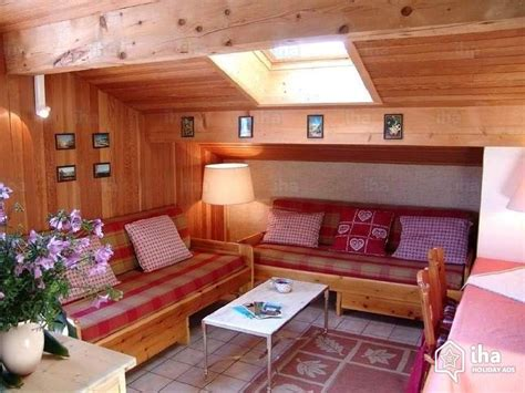 chalet for rent in a property in les gets iha 63271