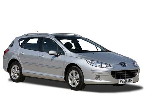 Peugeot 407 Sw Estate (2004-2011) Review