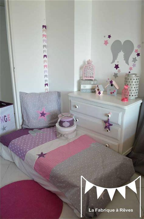 deco chambre bebe fille violet décoration chambre bébé et linge de lit parme violet